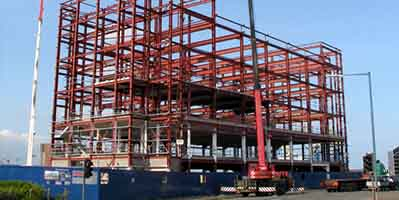 Commercial Building Contractors Construction