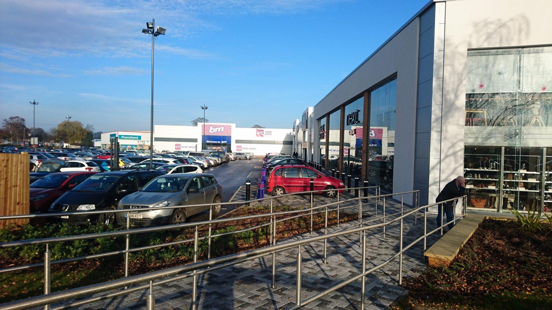 Pierpoint Retail Park Kings Lynn