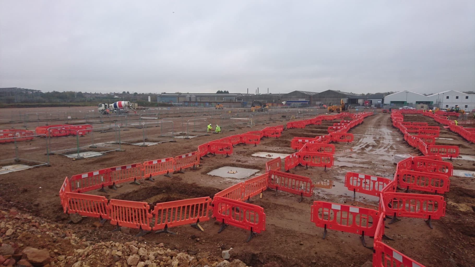 Romo HQ Sutton Groundworks