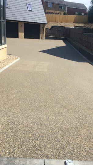 Resin Bond Gravel Driveway Residential 5