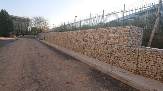 ROMO Sutton Groundworks & Construction