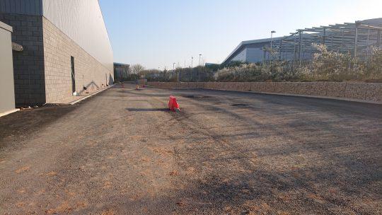 ROMO Sutton Ashfield 3 Point Construction