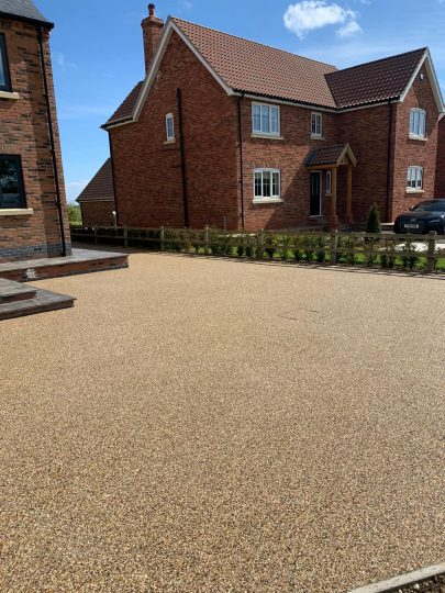 Resin Driveways Lincolnshire