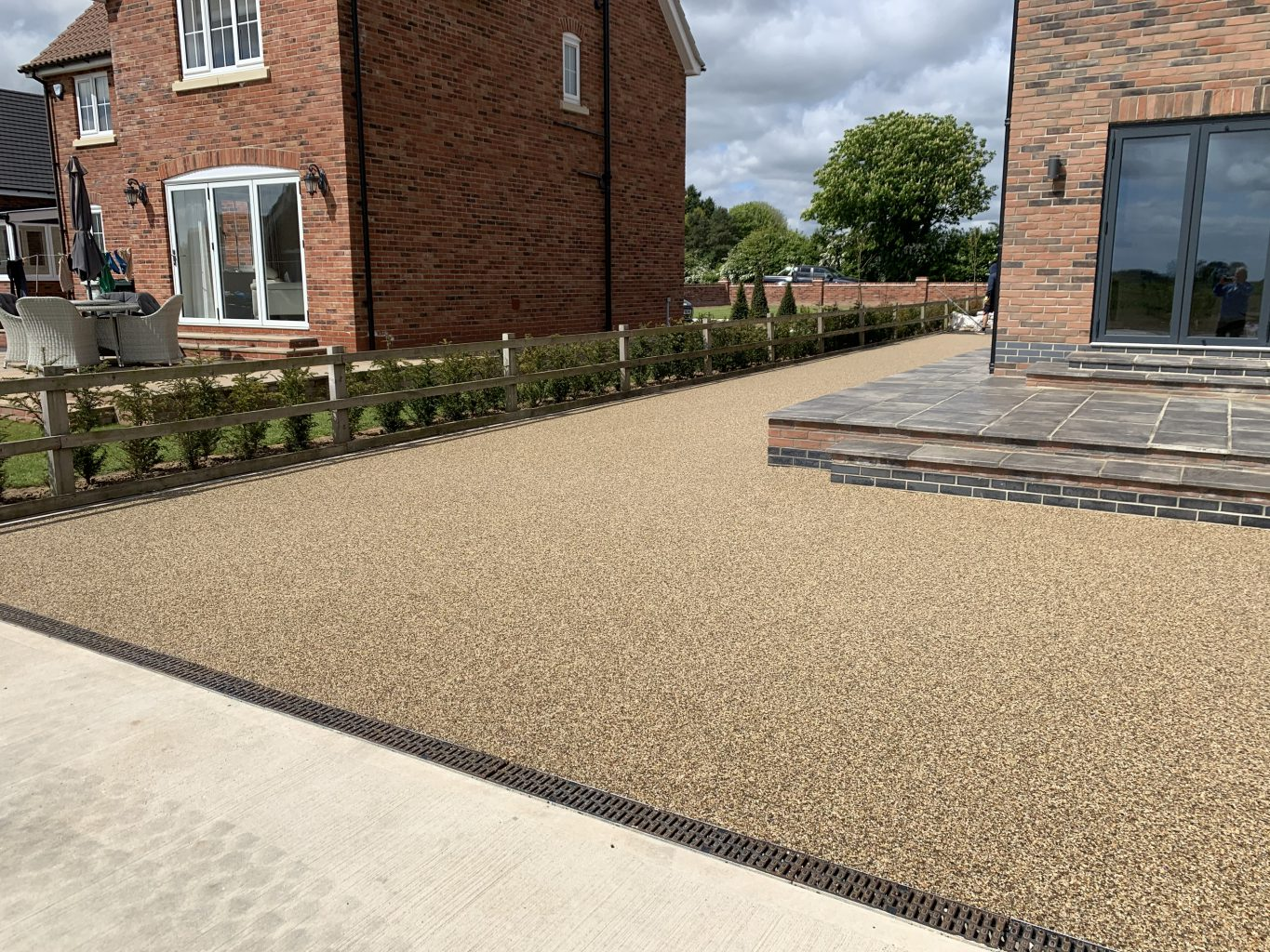 Resin Bonded Driveway Quotes Lincolnshire